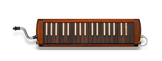 W-37 - Wooden Melodion