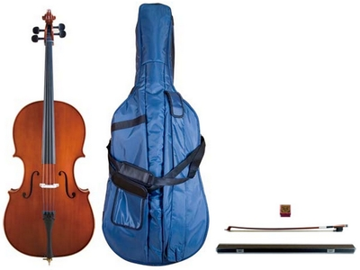 Outfit Cello SV-72f 4/4 - 1/10