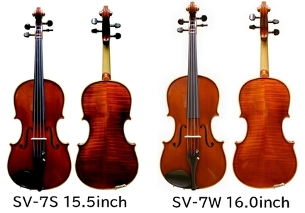Viola SV-7S 15.5inch / SV-7W 16.0inch