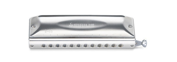 S-48S Chromatic 12-hole Sirius
