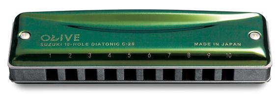 C-20 Olive