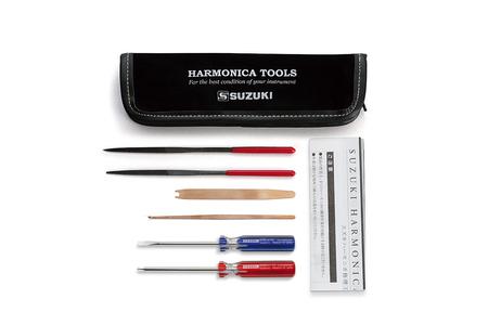 HRT-01 Harmonica repair tool set