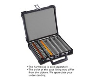 SHC-6 6pieces 21-hole Tremolo harmonica case