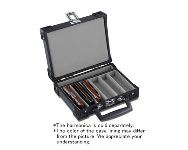 10HC-6 6pieces 10-hole harmonica case